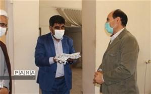 بازدید از بسیج فرهنگیان استان کرمان به مناسبت هفته ی دفاع مقدس