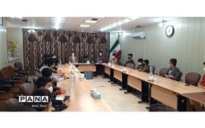 جلسه توجیهی خبرنگاران پانا در درگز برگزار شد