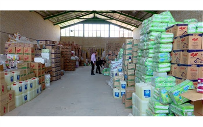 کشف 6 انبار کالای احتکار شده در استان