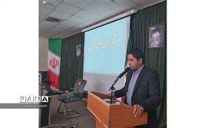 نشست بصیرتی فرهنگیان و بسیجیان معزز شهرستان چناران  به مناسبت گرامیداشت هفته دفاع مقدس برگزار شد
