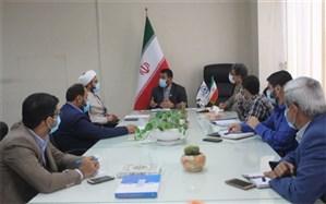 جلسه کمیته دانش آموزی یوم الله 13 آبان در آموزش و پرورش استان بوشهر برگزار شد