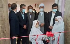 آیین افتتاحیه آموزشگاه 12 کلاسه برکت در رباط کریم برگزارشد