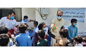 کاروان سلامت هلال احمر زنجان در سیستان و بلوچستان به ارزش 5 میلیارد ریال خدمات ارائه داد
