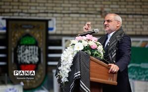 حاجی میرزایی: همه آنچه انقلاب میخواهد در آموزش و پرورش است