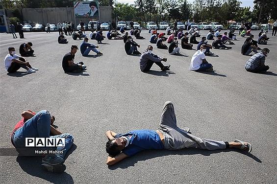 طرح جمعآوری اراذل و اوباش پایتخت