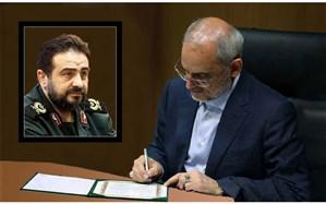 پیام تسلیت وزیر آموزشوپرورش در پی درگذشت سردار علی (حمید) خدادی