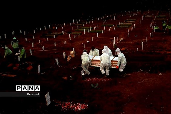 قربانیان کرونا در جهان از یک میلیون نفر گذر کرد