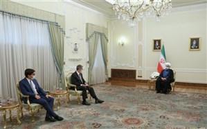 مقابله با ویروسهای «کرونا و یکجانبهگرایی آمریکا» دو تاکید روحانی به هشت سفیر جدید در ایران