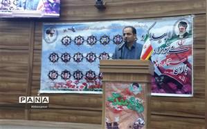برگزاری محفل شعر و خاطره نویسی شهرستان بجنورد