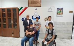 کسب مقام قهرمانی و سومی دانشآموزان تهرانی در مسابقات کشوری شطرنج
