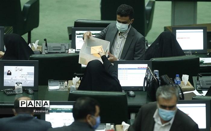رای اعتماد مجلس به وزیر صمت