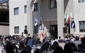 آموزشگاه خیرساز حاج محمود سزاوار رحمت در حاشیه شهر مشهد افتتاح شد