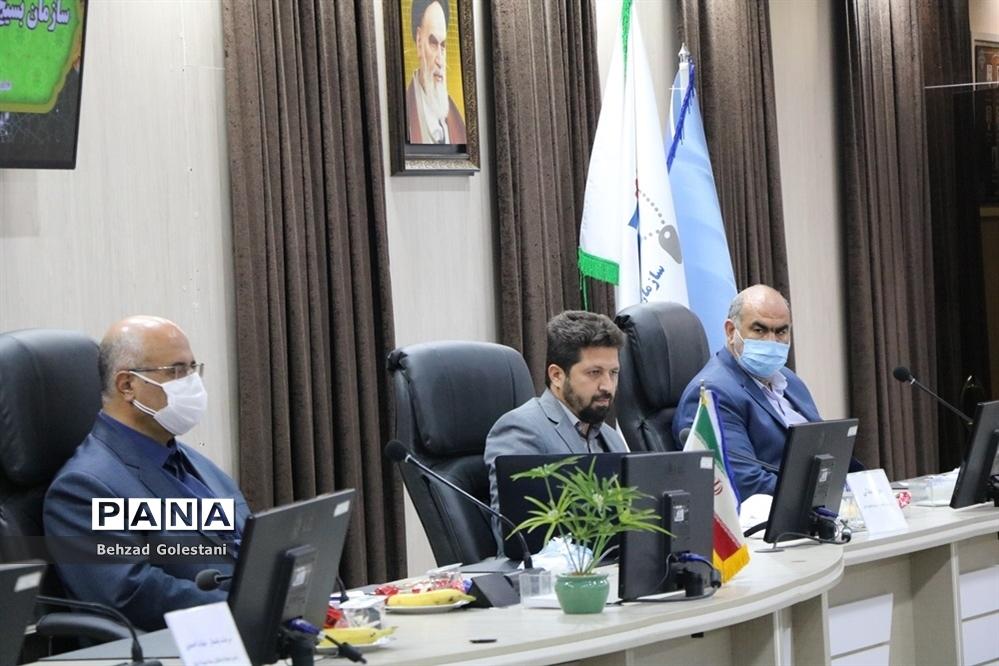 جلسه هیات اندیشهورز بسیج فرهنگیان در ارومیه