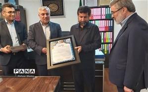 تقدیر از نیکوکار و حامی نیازمندان خوزستانی کمیته امداد