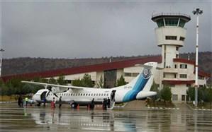 پروازهای فرودگاه یاسوج از هفته آینده افزایش می یابد