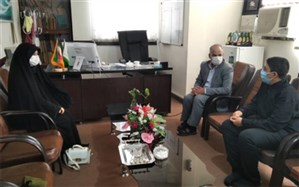 نشست صمیمی مدیر سازمان دانش آموزی با نمایندگان مجلس دانش آموزی سیستان و بلوچستان