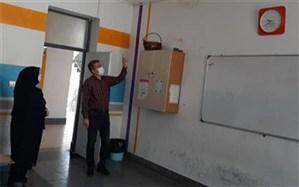 عملیات نوسازی  هشت مدرسه در شهرری صورت گرفت