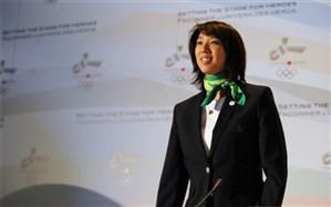 مدیریت ورزشی المپیک 2020 به مدیر زن واگذار شد
