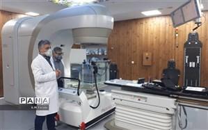 درمان سرطان با روشهای سه بعدی و با عارضه های کمتر در شیراز