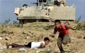 مصونیت رژیم صهیونیستی در کودککشی با حمایت آمریکا