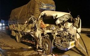 واژگونی کامیونت در شهرستان لالی ۸ مصدوم بر جا گذاشت