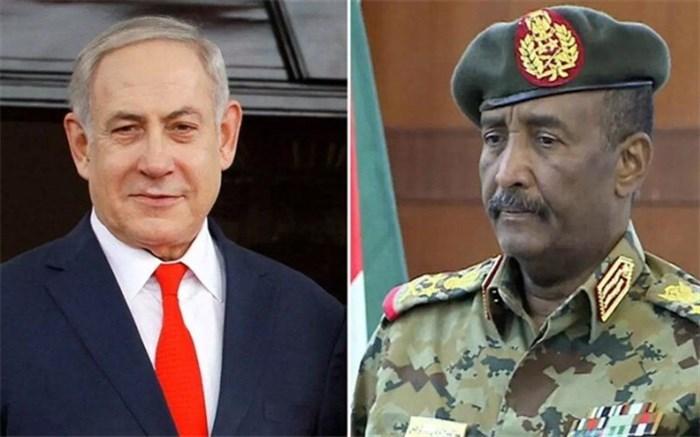 سودان اسرائیل