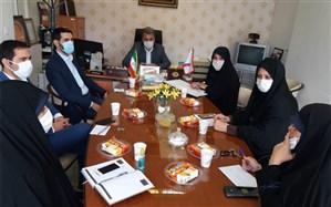 برگزاری جلسه شورای پرورشی منطقه۵