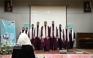 کسب 22 مقام برتر دانش آموزان با نیازهای ویژه شهر تهران در مسابقات فرهنگی هنری کشور