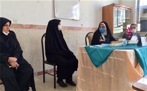 برگزاری جلسه شورای برنامهریزی کانون فرهنگی، تربیتی دختران طوبی اسلامشهر