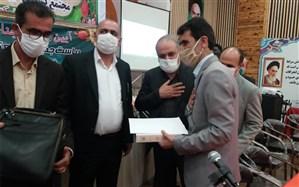 رئیس جدید اردوگاه کشوری شهید میرزا کوچک خان رامسر منصوب شد