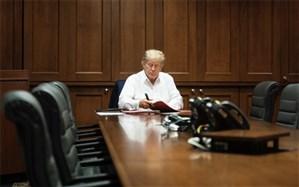 جنجال جدید بر سر رنگ موهای ترامپ بعد از شکست در انتخابات