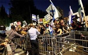 بازداشت ۳۸ نفر در تظاهرات علیه نخستوزیر رژیم صهیونیستی