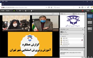 حسینی: مشارکت دانشآموزان استثنایی و کلاس بندی آنها در شاد از میانگین کشوری بالاتر است