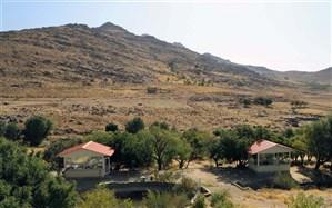 مجتمع گردشگری الماس کوهستان الوند شهرستان خرمدره افتتاح شد