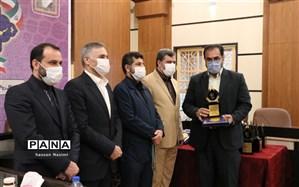 کسب رتبه نخست اداره کل تعاون، کار و رفاه اجتماعی استان در جشنواره شهید رجایی