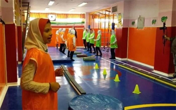 تولید 140 دقیقه محتوای آموزشی تربیت بدنی در سیستان و بلوچستان