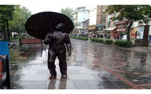 بارندگی  در گیلان تا پایان هفته ادامه دارد