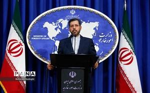 خطیبزاده: تقلای آمریکا برای اقدام یکجانبه علیه ایران محکوم به شکست است