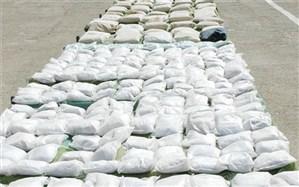 کشف بیش از 3 تن موادمخدر در سیستان و بلوچستان طی یک عملیات