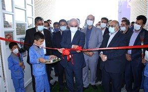 یک واحد آموزشی ۱۲ کلاسه در کرمان به بهرهبرداری رسید