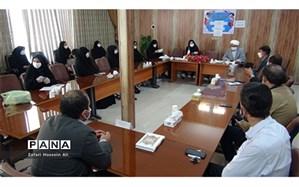 برگزاری نشست تخصصی معاونین پرورشی مدارس در فاروج