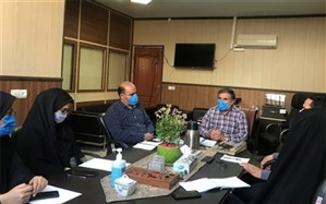 برگزاری جلسات قطبی در مناطق جهت تحقق و ترویج اهداف سوادآموزی