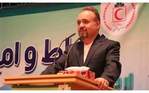بهره مندی 3390 نفر از اعضای جوانان از برنامه های هلال احمر زنجان