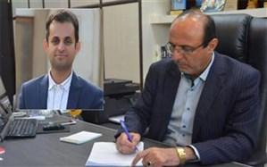 حسن محدث زاده به سمت مشاور مدیرکل آموزش و پرورش استان بوشهر در امور جوانان منصوب شد