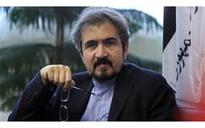 سفیر ایران در فرانسه با همتای لبنانی خود دیدار کرد
