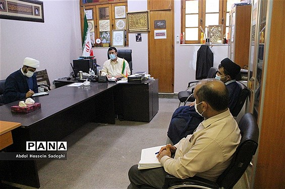 جلسه کمیته اطلاع رسانی ششمین اجلاس استانی نماز