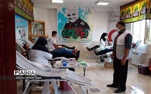 مردم نگران ابتلا به کرونا در پایگاه های انتقال خون نباشند
