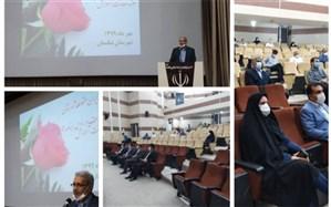 گردهمایی مدیران متوسطه آموزش و پرورش تنگستان برگزار شد