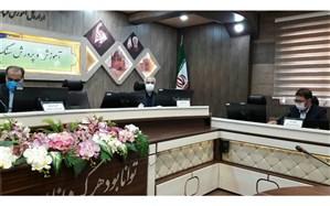 سیزدهمین جلسه حلقه بهبود کیفیت معاونت پرورشی و فرهنگی استان برگزار شد