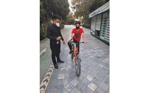 آغاز دوره مهارتی-تخصصی دوچرخهسواری دانشآموزی